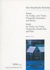 Mendelssohn, F. (Hellmundt): (Score) Sextet for Violin, two Violas, Violoncello, Double Bass, and Piano, Op.110 urtext (mixed ensemble)