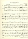 Barenreiter Berlioz, H.: Reverie et Caprice/Romance (violin & piano)