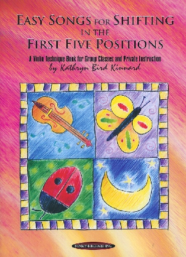 Alfred Music Kinnard, Kathryn Bird: Easy Songs for Shifting in the First Five Positions