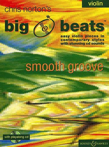 HAL LEONARD Norton, C.: Smooth Groove; Big Beats (violin & CD)