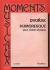 HAL LEONARD Dvorak, Antonin: Humoresque (violin & piano)