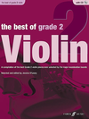 Alfred Music O'Leary, Jessica (editor): The Best of Grade 2 Violin-A Compilation of the best Grade 2 violin pieces ever selected by the major examination boards