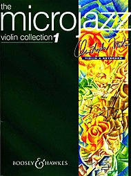 HAL LEONARD Norton, C.: Microjazz 1 Collection (violin & piano)