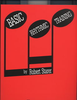 HAL LEONARD Starer, Robert: Basic Rhythmic Training