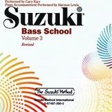 CD, Suzuki Bass, 3