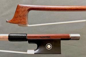 Finkel F.C. Neuveville viola bow, Finkel Shop, ebony/silver, Switzerland