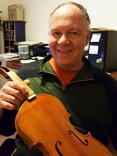 Carlos Funes Vitanza cello, 2014, San Francisco, USA