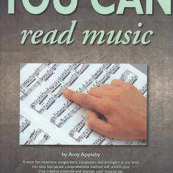 Amsco Appleby: You Can Read Music (CD)