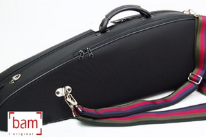 BAM BAM SAINT GERMAIN Classic 3 violin case, Black