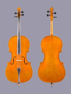 E.H. ROTH 1975 cello, Germany