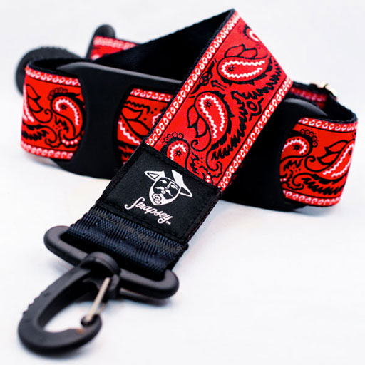 Strapsey Blaze case strap by ''Strapsey''  (sold individually)