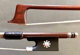 Daniel Dörfler violin bow silver/ebony, snowflake