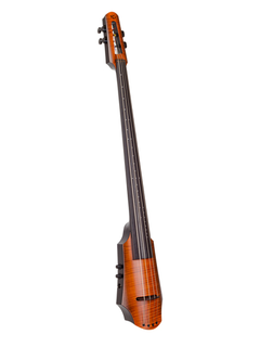 NS Design NS Design NXT4 sunburst 4-string electric cello with soft case and stand.  Czech Republic