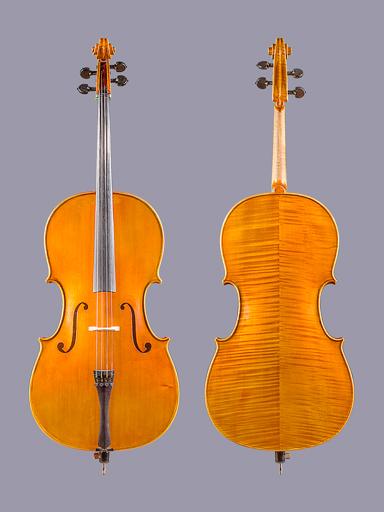 Hungarian Lajos Konya 4/4 cello, 2001, Hungary