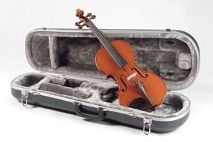 Yamaha Yamaha V5 1/2 tapered plastic violin case