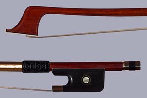 Brazilian P. BUZATTO cello bow ebony gold, Brazil