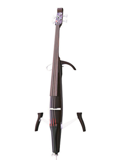 Yamaha Yamaha Silent Electric Cello SVC50, with removeable knee & chest supports
