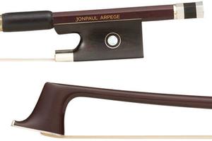 JonPaul JonPaul ARPEGE 3/4 nickel carbon-fiber violin bow, USA
