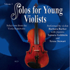 CD Barber: Solos For Young Violists, Vol. 3