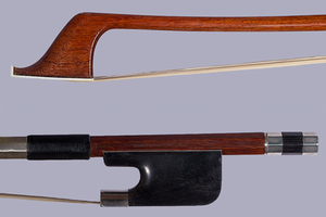 Siegfried Finkel French bass bow