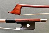 Artino ARTINO ATELIER cello bow, silver/ebony