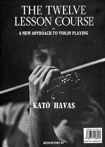 HAL LEONARD Havas: The 12 Lesson Course (violin)