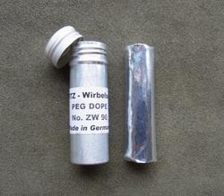 Götz Gotz Peg-Soap / Lubricant in tube, Germany