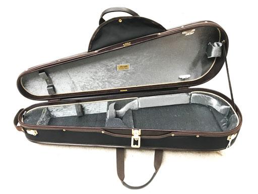 "Musafia Musafia Lievissima 16"" ultra-light dart viola case, no music pocket, Cremona, ITALY"