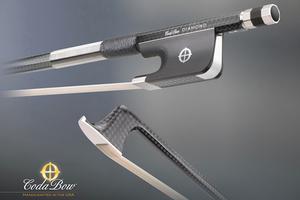 CodaBow CodaBow DIAMOND SX Cello bow, with GlobalBow Technology (Full Size), USA