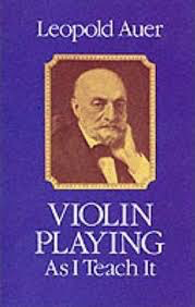 Dover Publications Auer: Violin Playing As I Teach It, Dover Publications