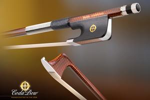 CodaBow CodaBow DIAMOND GX Cello bow (Full Size), with GlobalBow Technology, USA