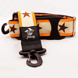 Strapsey Western case strap by ''Strapsey''  (sold individually)