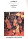LudwigMasters Marais, m (Feuillard): Suite No.3 (cello & piano)