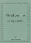 Associated Music Publishers, Inc. Loeffler, Alfred: String Quartet (score and parts)