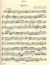 Haydn, F.J.: Piano Trios, Vol.1 Peters edition (violin, cello, piano)