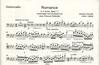 Dvorak, A. (Hollander): Romance in F minor Op.11 (cello & piano)