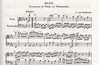 Alfred Music Beethoven, L.van: Duet (viola & cello) in score form