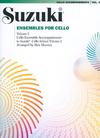 Mooney, Rick: Suzuki Ensembles for Cello Vol.2