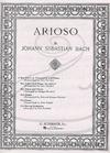 HAL LEONARD Bach, J.S. (Franko): Arioso - TRANSCRIBED (violin/cello & piano) Schirmer