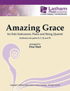 Hart, Don: Amazing Grace for Solo Violin, Piano and String Quartet