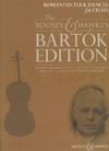 HAL LEONARD Bartok, Bela (Davies): The Boosey & Hawkes Bartok Edition - stylish arrangements of selected highlights from the leading 20th century composer (cello & piano)
