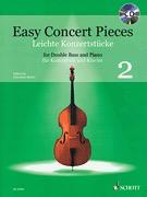 HAL LEONARD Mohr: Easy Concert Pieces 2 (bass, piano) SCHOTT