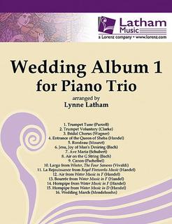 LudwigMasters Latham, Lynne: The Wedding Album 1 (violin, Cello, Piano)