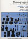 Carl Fischer Haydn, F.J. (Voirpy): 2 Melodies en Trio pour violin, viola (or violin 2) cello