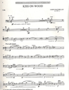 HAL LEONARD MacMillan, J.: Kiss on Wood (Cello & Piano)