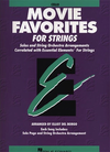 HAL LEONARD Del Borgo: Movie Favorites for Strings (cello)