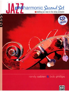 Alfred Music Sabien, Randy: Jazz Philharmonic Second Set (bass & CD)