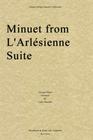 Carl Fischer Bizet, Georges (Martelli): Minuet L'Arlesienne (string quartet)
