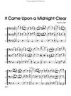 Frost, R.S.: Christmas Kaleidoscope II (cello)