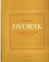 Barenreiter Dvorak, Antonin: String Quartet No. 8 in E major Op. 80